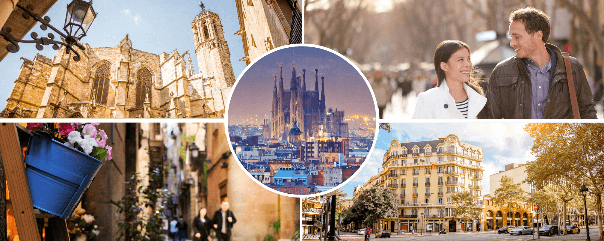 Barcelona Private Walking Tour