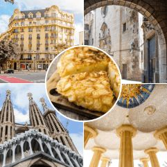 Moments of our Barcelona Full Day Tours