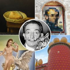 Highlights of the Dali Museum tour in Figueres, Spain