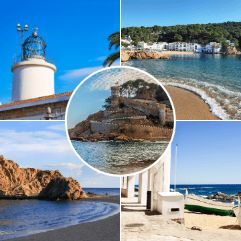 Day trip to Costa Brava from Barcelona