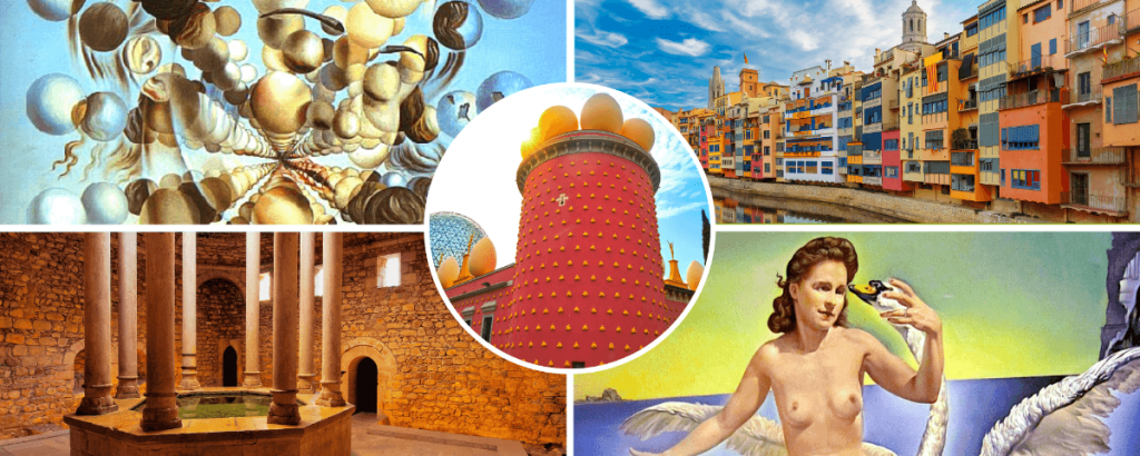 Dali Museum Figueres Girona Tour from Barcelona