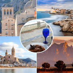 Sitges Montserrat Barcelona Tour