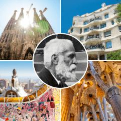 Private Barcelona Gaudi Tour
