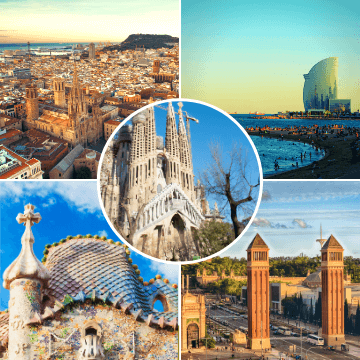 barcelona city tours highlights
