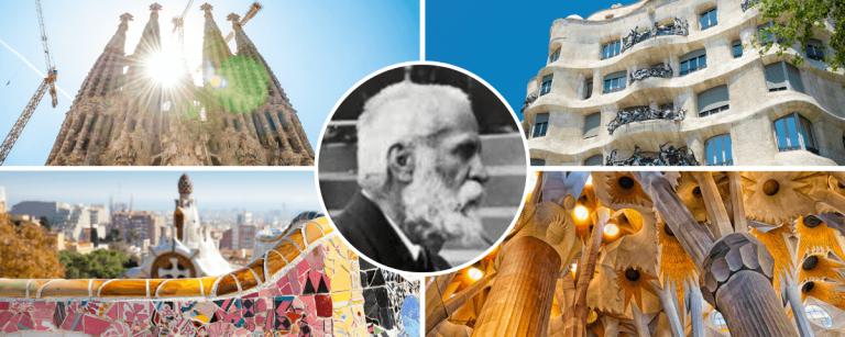 Sites in the Gaudi Tour