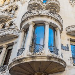Modernism Walking Tour Barcelona Spain