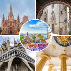 Details of our Tour of Gaudi and Barri Gotic