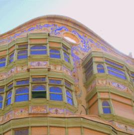 Barcelona Modernista: Eixample buildings