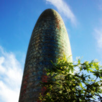 Barcelona modern and contemporary architecture tour