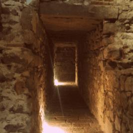 Roman Barcelona Catacombs
