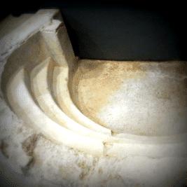 Barcelona Roman Baths Ruins