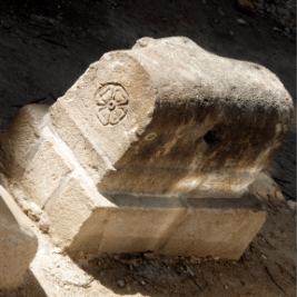 Roman cemetery of Barcelona