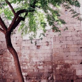 Barcelona Roman Walls