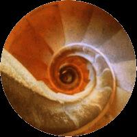 Sagrada Familia spiral stairs