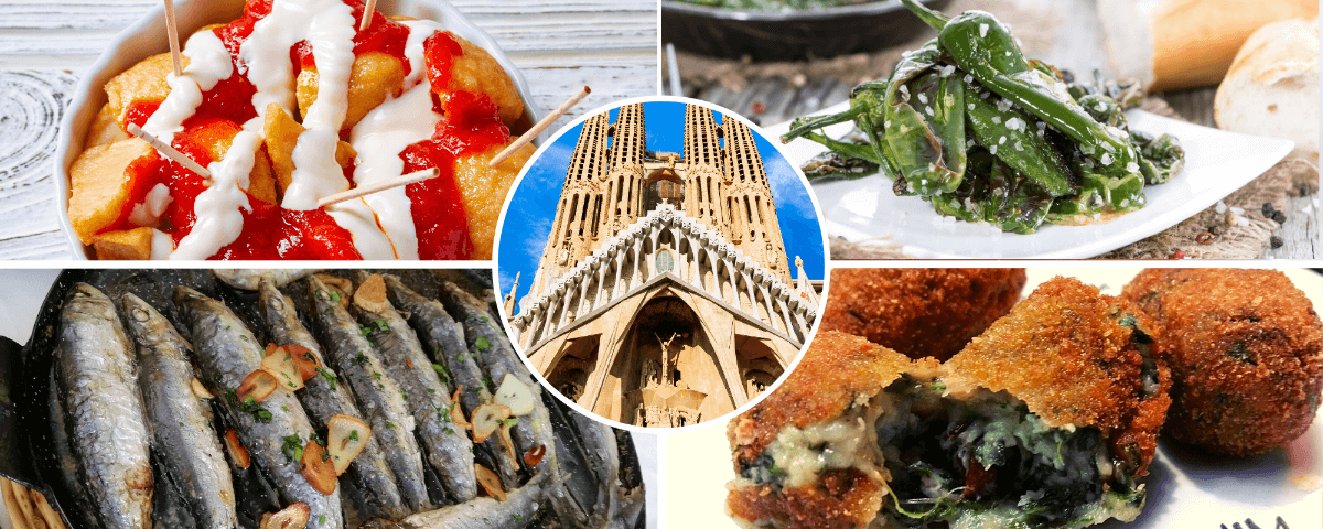 Gaudi and Tapas Tour
