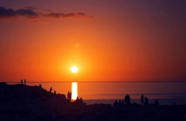 Things to do in Menorca: see the sunset