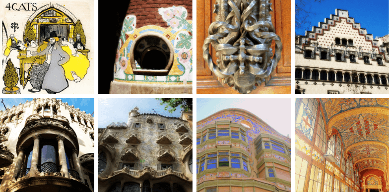 Highlights of our Eixample Walking Tour