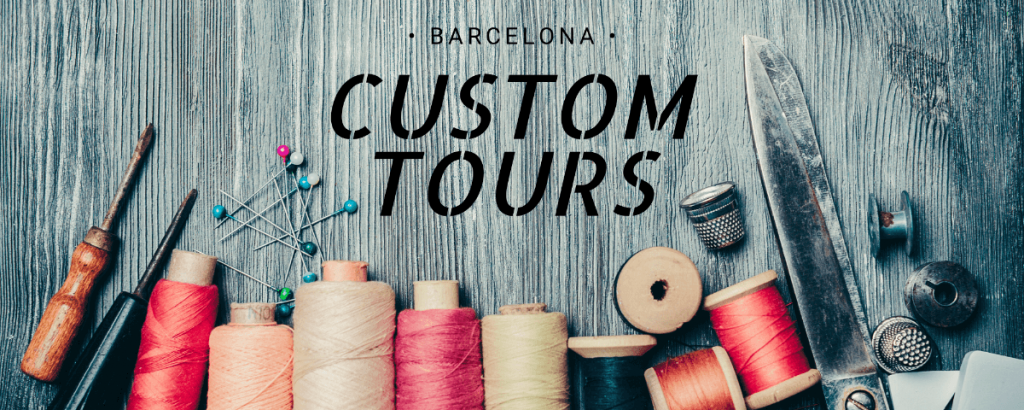 Customized tours of Barcelona