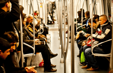 The Barcelona metro is a favorite place for pickpockets