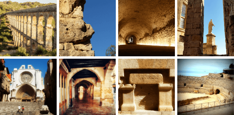 Highlights of our Barcelona to Tarragona day trip