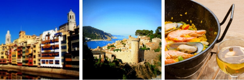 Highlights of our Girona and Costa Brava day trip from Barcelona
