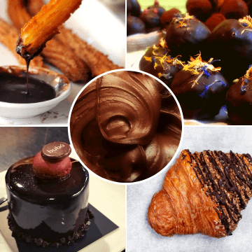 Moments of our Barcelona Chocolate Tour