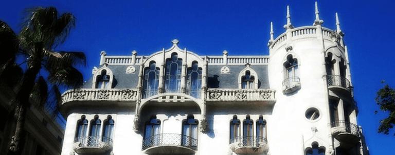 Top hotels in Paseo de Gracia | ForeverBarcelona