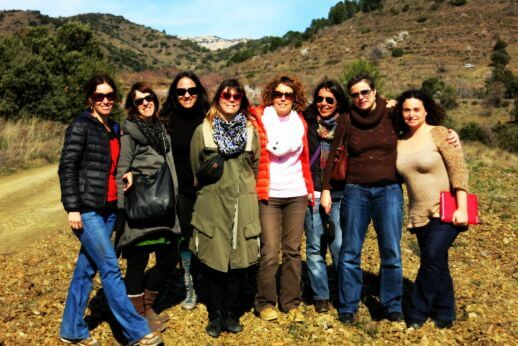 The ForeverBarcelona team on day trip to Priorat from Barcelona