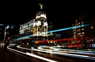 Nightlife in Madrid