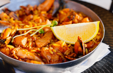 Where to eat paella in barcelona