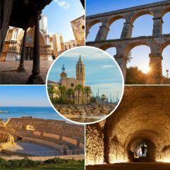 Sitges & Tarragona Tour highlights