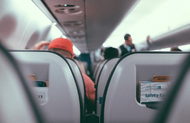 Safety tips for flying