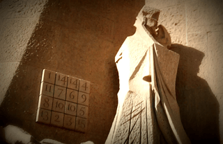 What to see in Sagrada Familia: Passion Façade