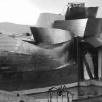 Gugenheim museum in the Basque Country