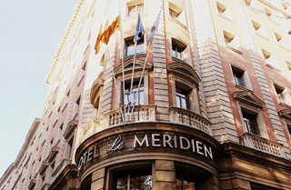 Hotels at Ramblas Barcelona: Meridien