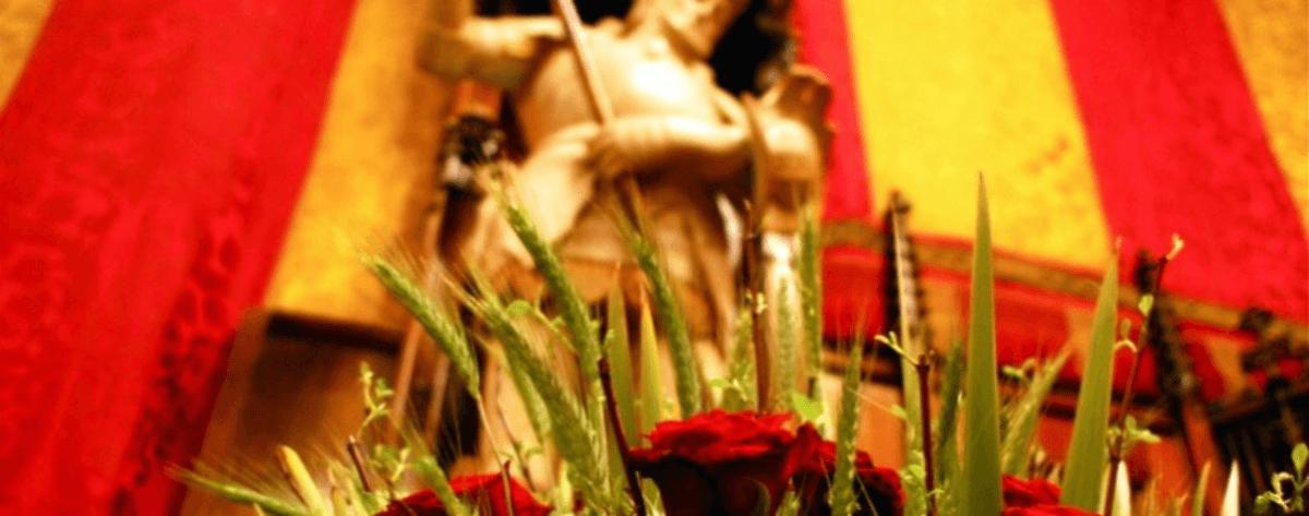 Dia de Sant Jordi in Barcelona | ForeverBarcelona
