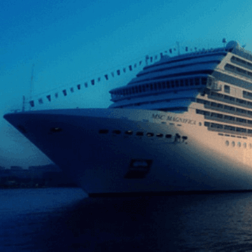 Barcelona cruise pier transportation