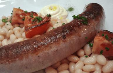 Best Catalan Restaurants in Barcelona: Botifarra amb seques