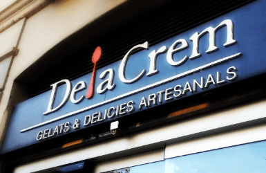 Best Barcelona Gelato Shop