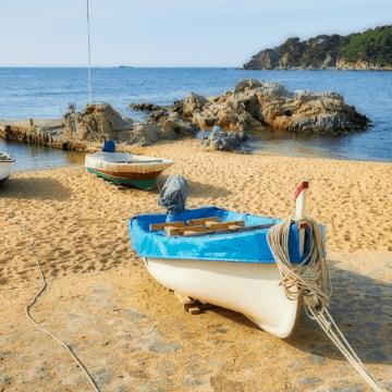 Beach in Catalonia | ForeverBarcelona