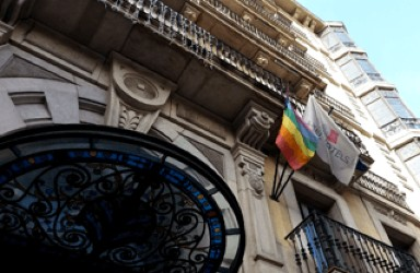 Axel hotel, the best Barcelona 3 star hotel for gay tourists