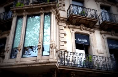 Actual, one of the best 3 star hotels in Barcelona Spain