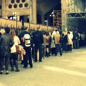 Skip the line Sagrada Familia with ForeverBarcelona