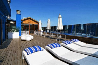 Azul is one of the best hotels for families in barcelona