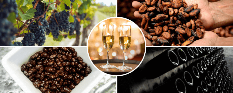 Chocolate and Wine in Barcelona