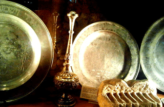 Jewish items in the medieval Synagogue of Barcelona