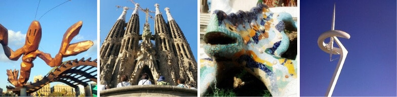 Highlights of our skip the line park guell and la sagrada familia guided tour
