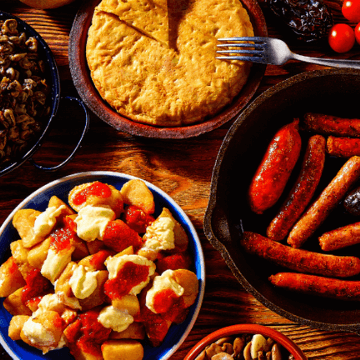 Selection of authentic tapas in Barcelona