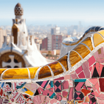 View when you Visit Park Guell | ForeverBarcelona