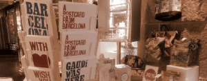 Barcelona museum gift store | ForeverBarcelona